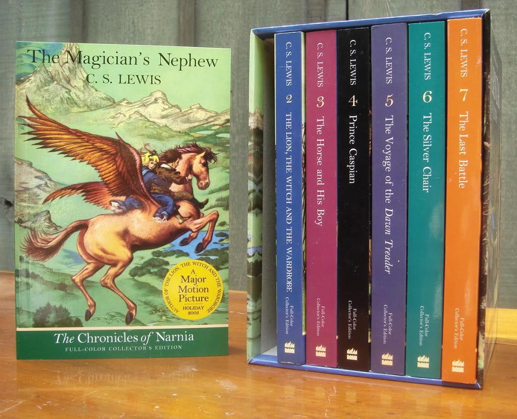 Narnia Book Series